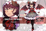 Baphomette [Adoptable] Auction CLOSED!