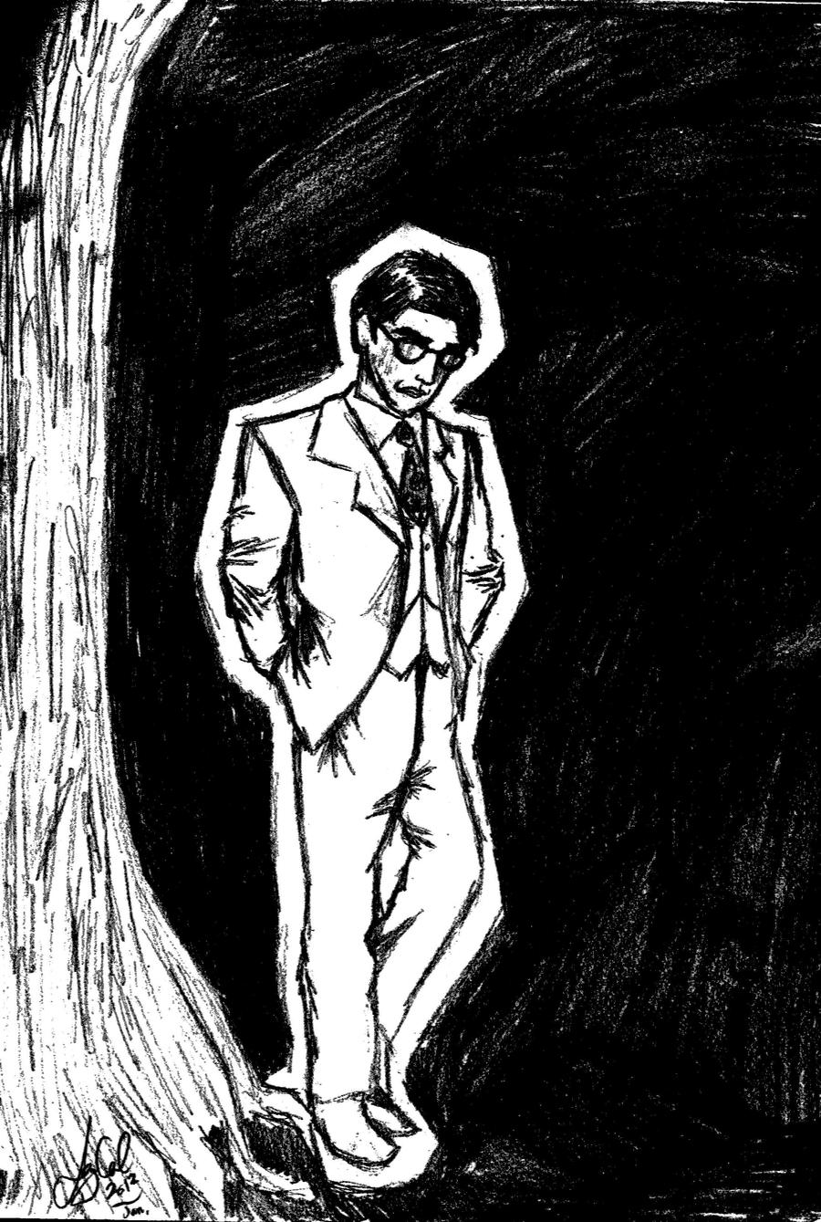 Atticus Finch Drawing