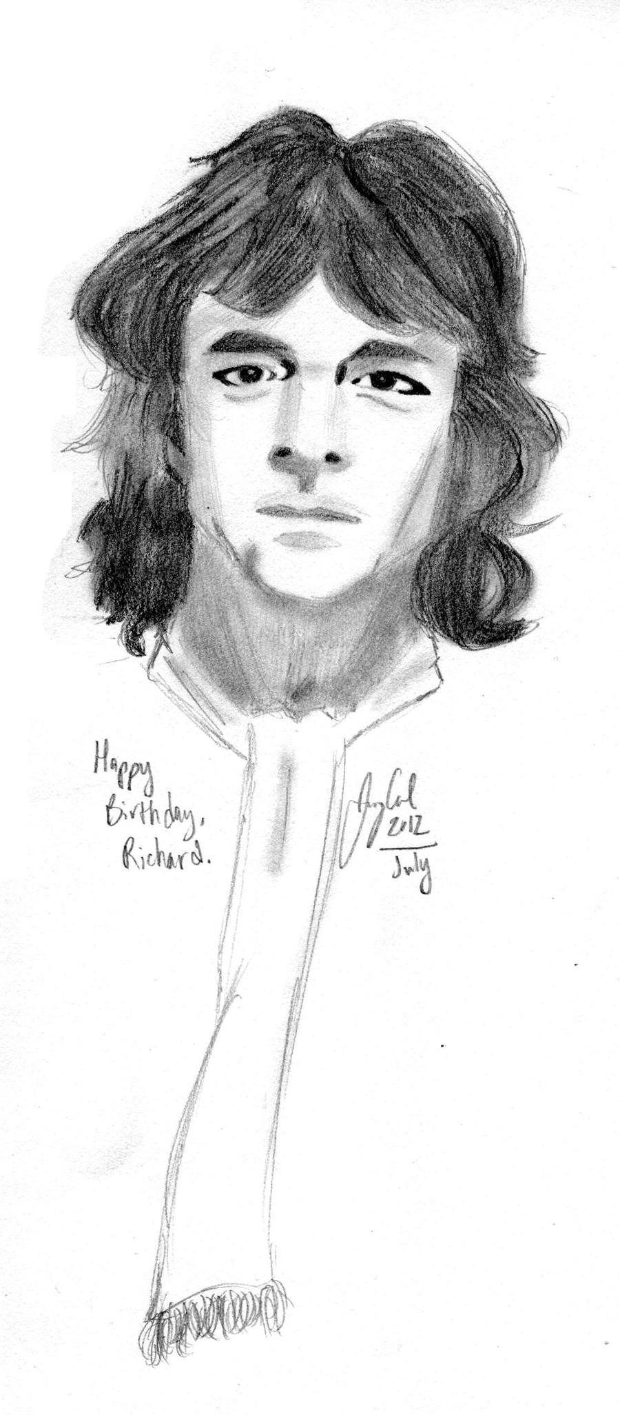 Rick Wright Attempt 5 by jellyandjamXD