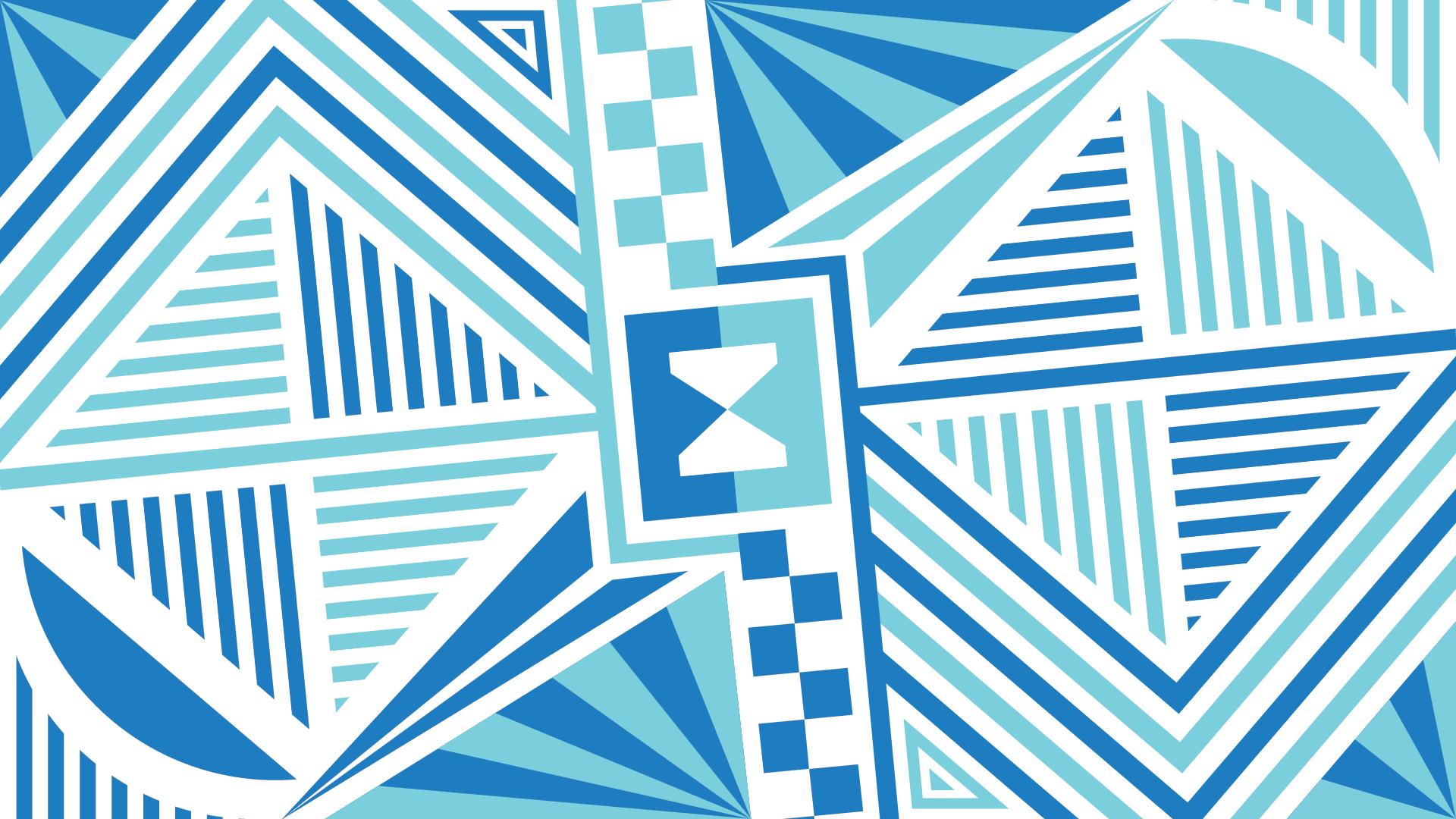 ElusivEntertainment Geometric Wallpaper By Terrygamez