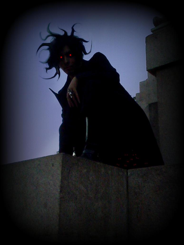 Vlad The Vampire by VladTurunen