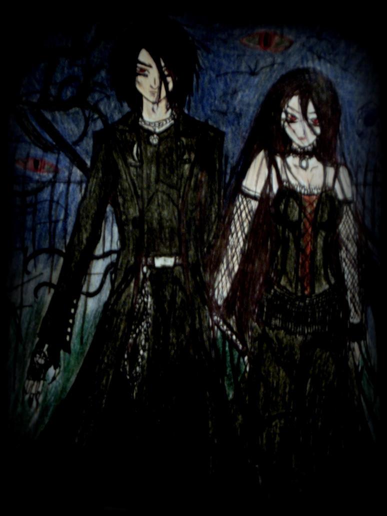 Demian x Lilith by VladTurunen