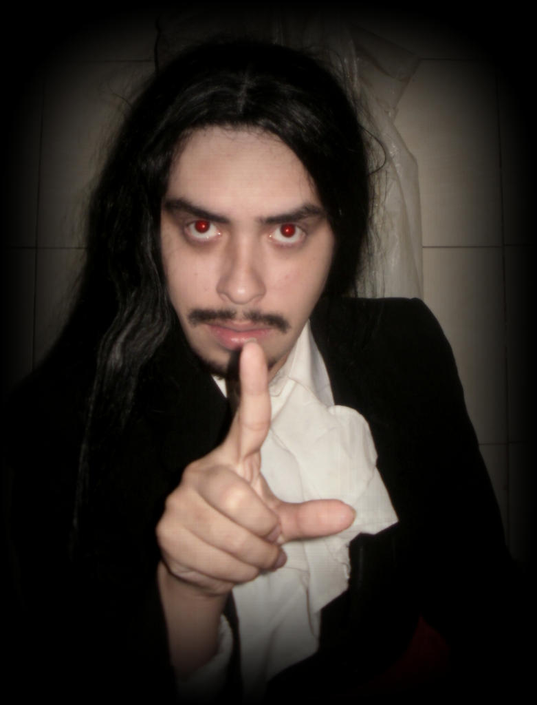 Dracula by VladTurunen