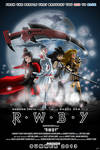 RWBY Movie Poster Contest Entry