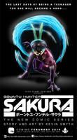 Bounty Hunter Sakura by KickStartDesigns