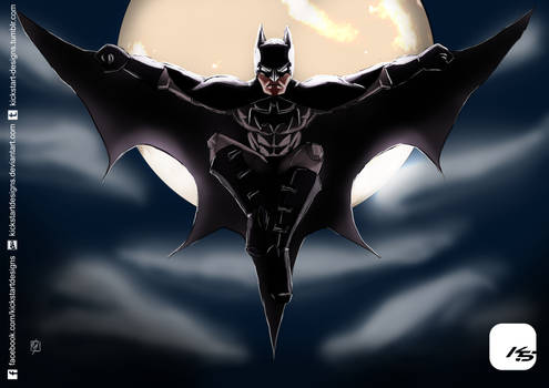 Batman - Into The Night (Dublin Comic Con)