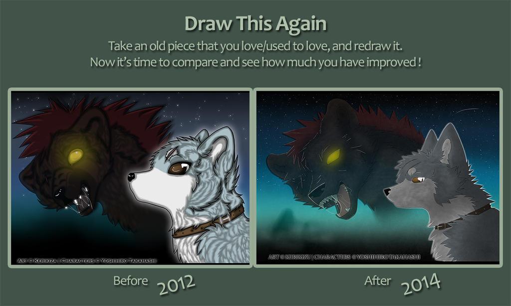 Draw It Again [Meme] by Kerikiza