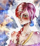 Alia (One Piece OC) by Umari98