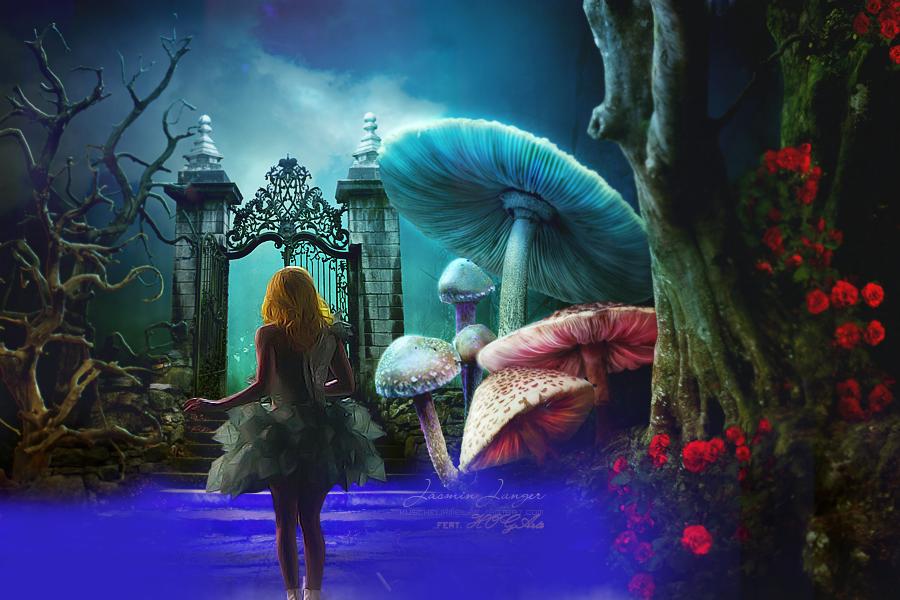 GaGa in Wonderland by HOGArts