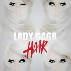 Lady GaGa - Hair by HOGArts