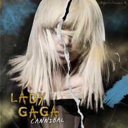 Lady GaGa - Cannibal (Ke$ha Cover) by HOGArts
