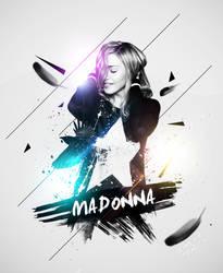 Madonna By HOGArts by HOGArts