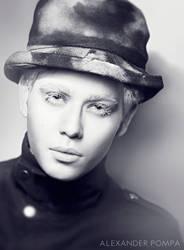 Albino Me Please by AlexanderPompa