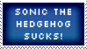 SONIC :C by Haters-Gonna-Hate-Me