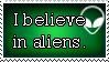 Request - I Believe in Aliens