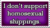 Request - Anti Homosexual Shipping by Haters-Gonna-Hate-Me