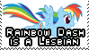 Rainbow Dash by Haters-Gonna-Hate-Me