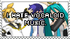 Vocaloid Music by Haters-Gonna-Hate-Me