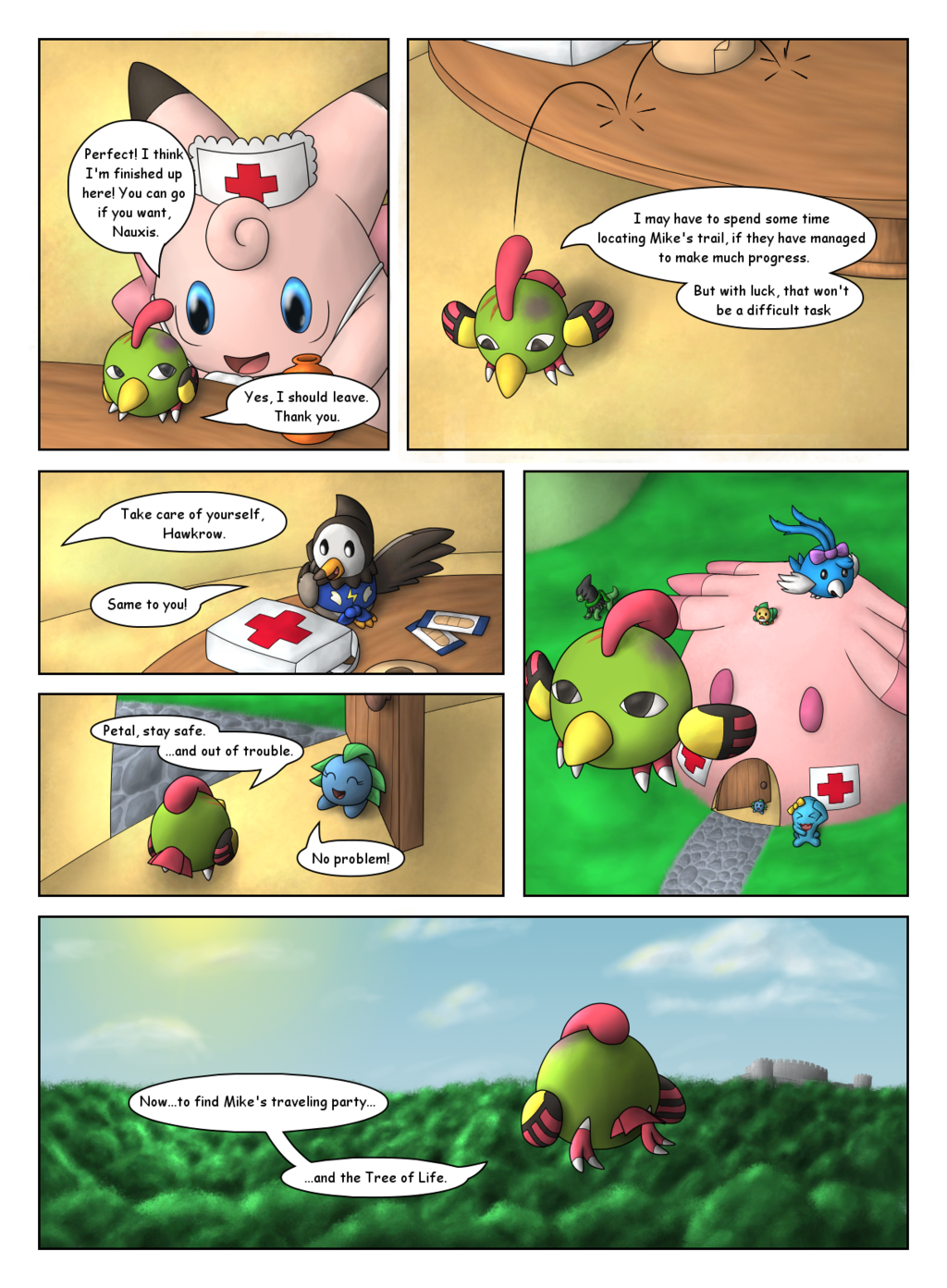 TW - Artifice and Acquisitions - Page 3