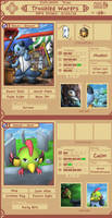 PMDU: Team Troubled Waters - Explorers Application by ArtOfTheGame