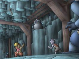 D1 - Beneath the Basalt - Page 8 by ArtOfTheGame