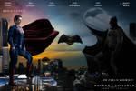 Batman v. Superman Jim Lee-Style Banner