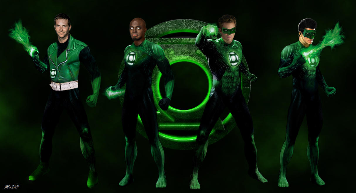 The Green Lanterns Of Earth By Fmirza95 On Deviantart