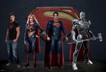 The Super Family by Za-RaF