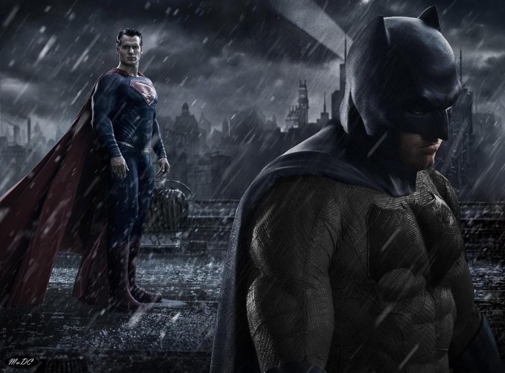 Batman v. Superman Teaser by fmirza95
