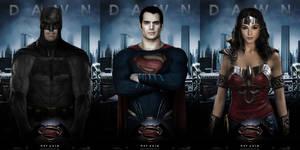 Batman v. Superman Banner