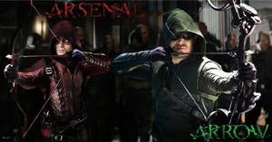 Arrow/Arsenal Banner