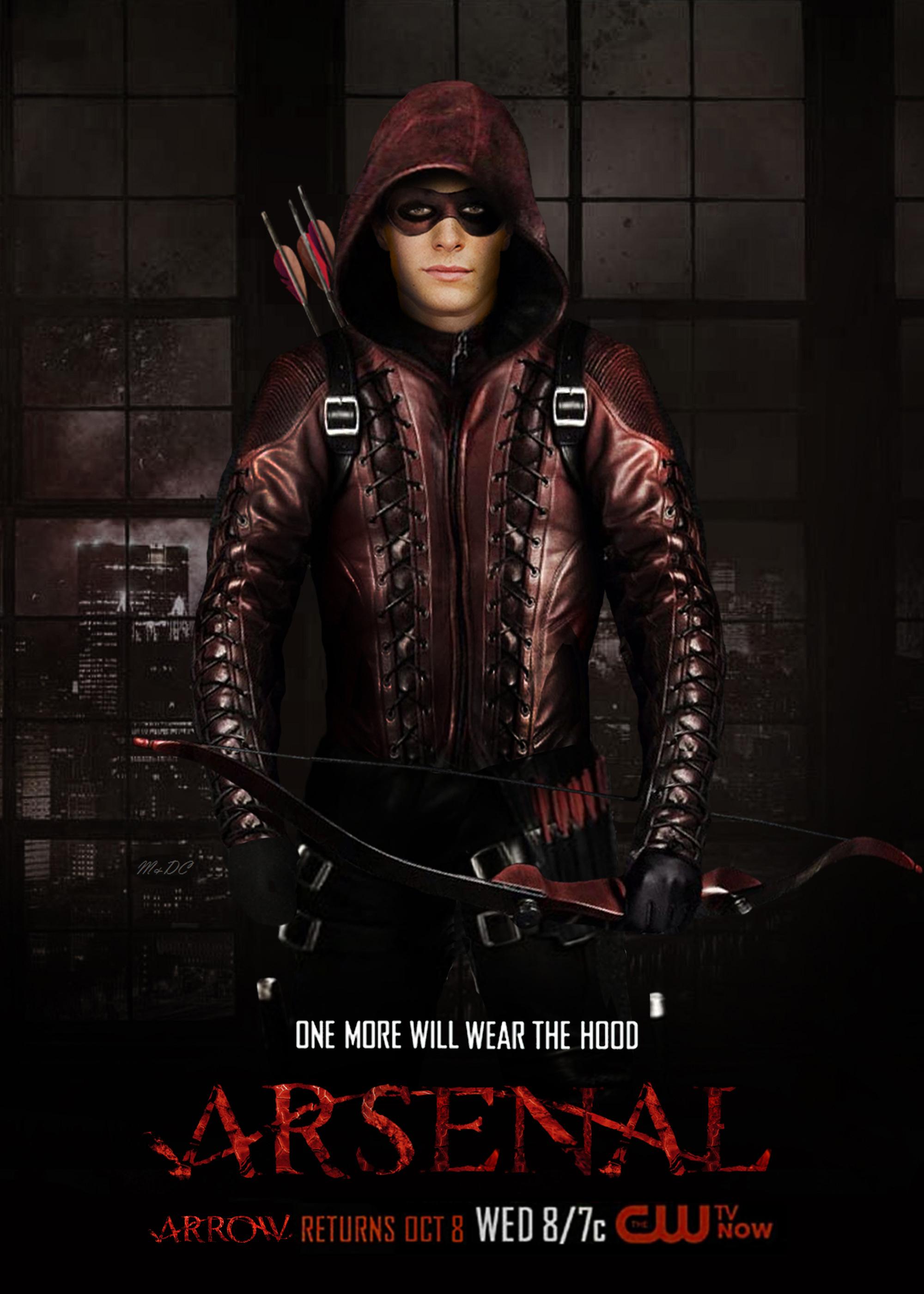 Arrow Season Promo by fmirza on DeviantArt