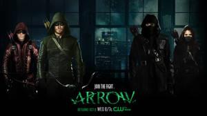 Arrow Season 3 Promo: Join the Fight