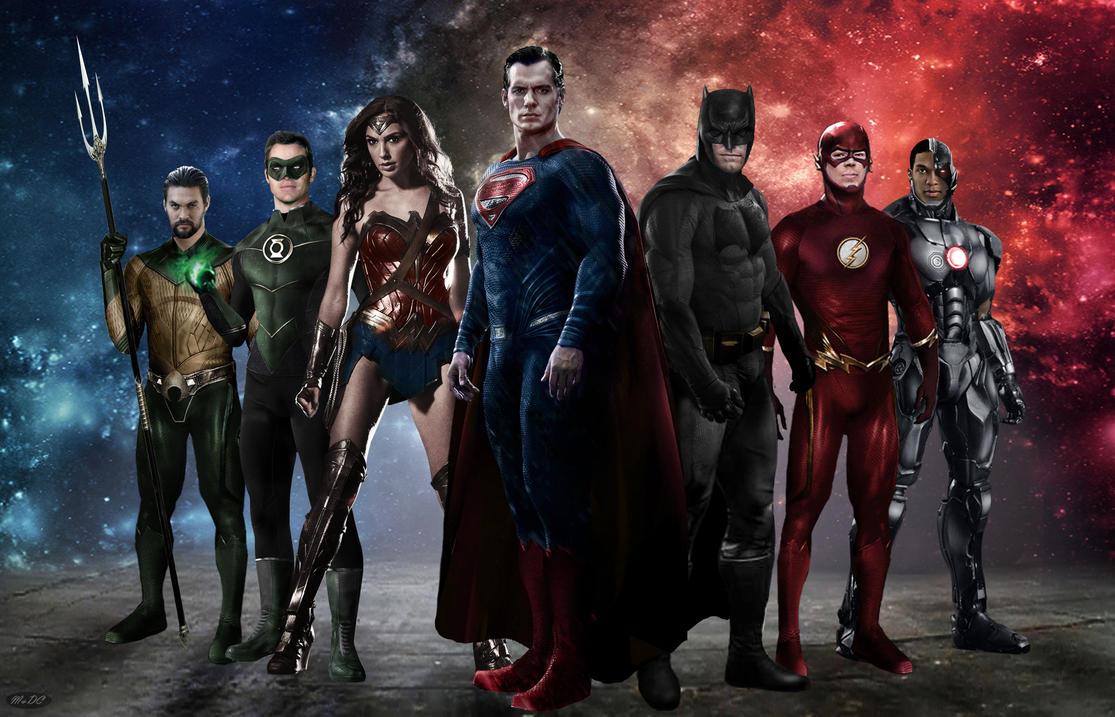 Crazy Fan-Cast for JUSTICE LEAGUE, SUICIDE SQUAD, DCCU and more (