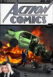 Action Comics #1: Man of Steel