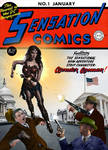 Sensation Comics #1: The Amazon Princess