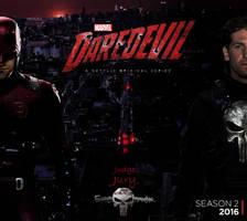 Marvel's Daredevil: Season 2 Punisher Promo by fmirza95