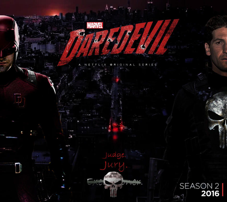 Marvel's Daredevil: Season 2 Punisher Promo by fmirza95
