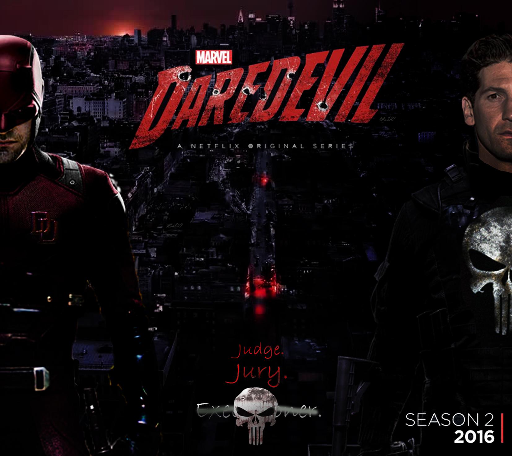 Marvels Daredevil Season 2 Punisher Promo By Fmirza95 On DeviantArt
