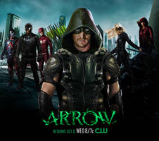 Arrow Season 4 Promo by fmirza95