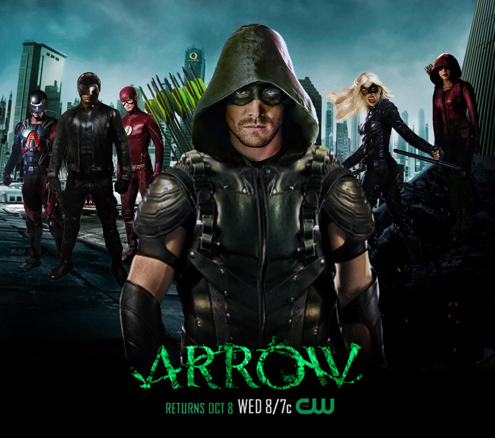 Arrow promo