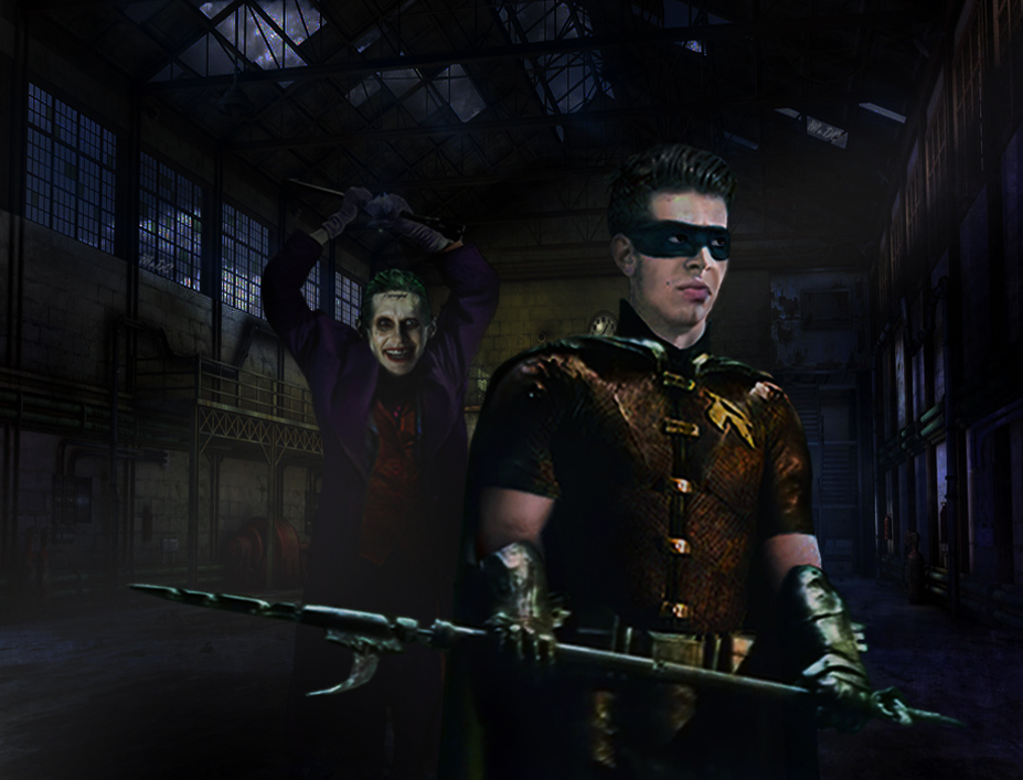 Jason Todd Batman vs Superman