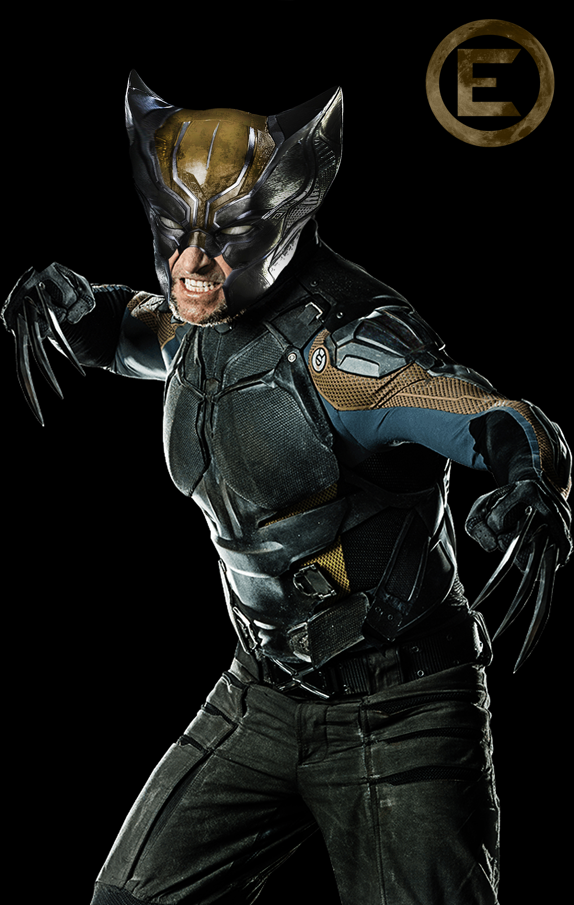 Classic Wolverine live-action concept
