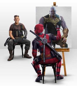 Infinity War + Deadpool 2 + MCU Fox Deal - Teaser