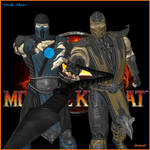 Subzero - Scorpion MK9