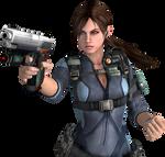 Jill - If looks could kill.