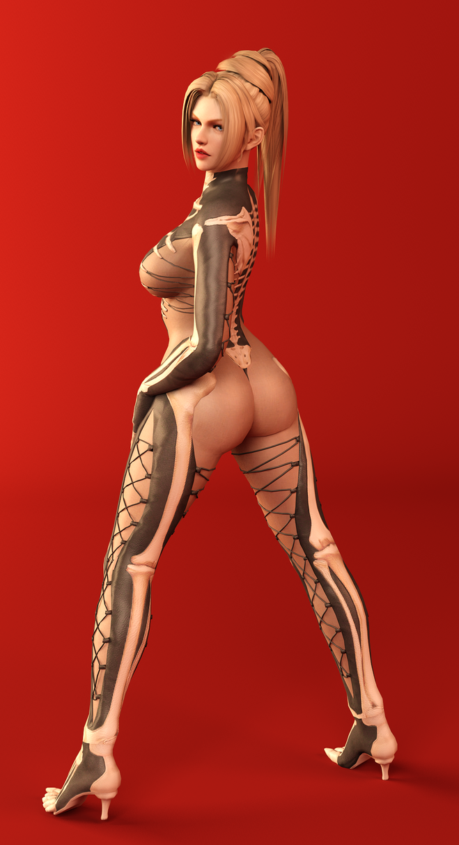 Rachel -- Bones by dnxpunk