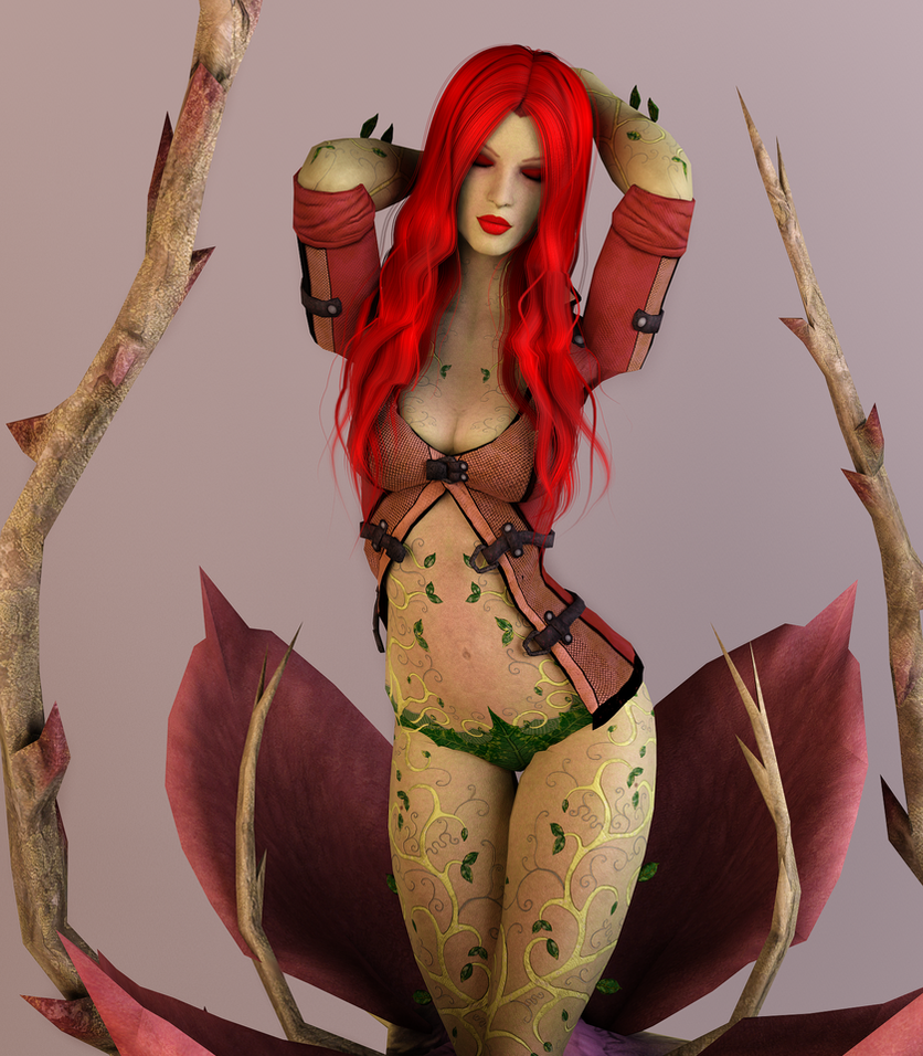Poison Ivy by dnxpunk