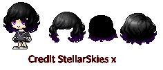 Custom Hairstyle By StellarSkies x by StellarSkiesx
