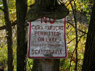 no carstrucks by Ebenezar